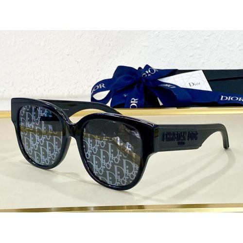 Christian Dior AAA Quality Sunglasses #863514