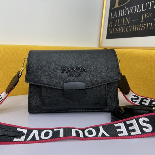 Prada AAA Quality Messeger Bags #863565 $98.00 USD, Wholesale Replica Prada AAA Quality Messeger Bags