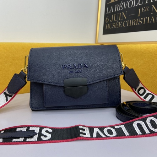Prada AAA Quality Messeger Bags #863567 $98.00 USD, Wholesale Replica Prada AAA Quality Messeger Bags