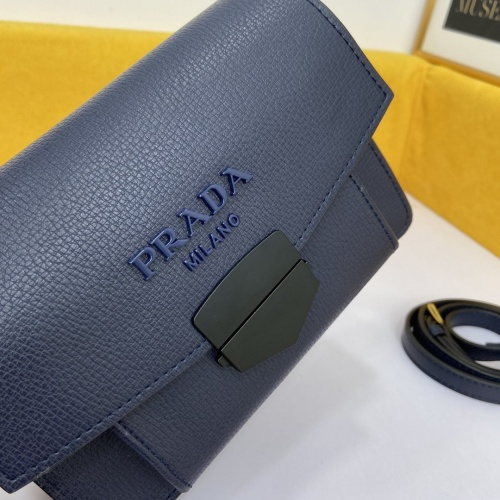 Replica Prada AAA Quality Messeger Bags #863567 $98.00 USD for Wholesale