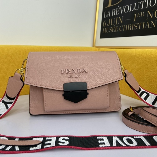 Prada AAA Quality Messeger Bags #863568 $98.00 USD, Wholesale Replica Prada AAA Quality Messeger Bags