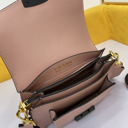 Replica Prada AAA Quality Messeger Bags #863568 $98.00 USD for Wholesale