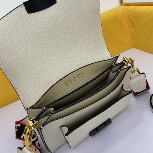 Replica Prada AAA Quality Messeger Bags #863569 $98.00 USD for Wholesale