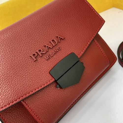 Replica Prada AAA Quality Messeger Bags #863570 $98.00 USD for Wholesale