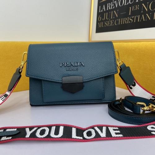 Prada AAA Quality Messeger Bags #863571