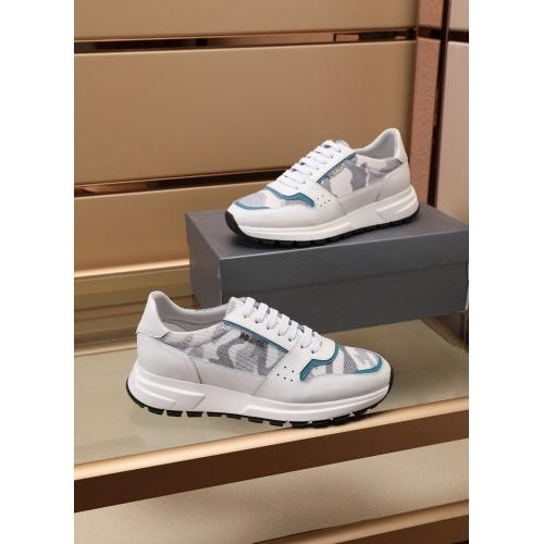 Prada Casual Shoes For Men #863602