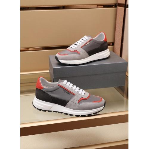 Prada Casual Shoes For Men #863604