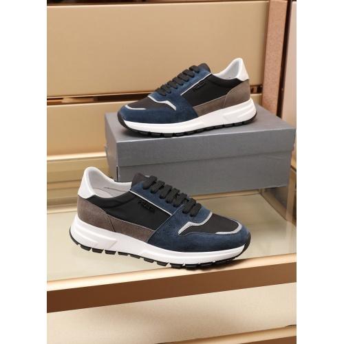 Prada Casual Shoes For Men #863605