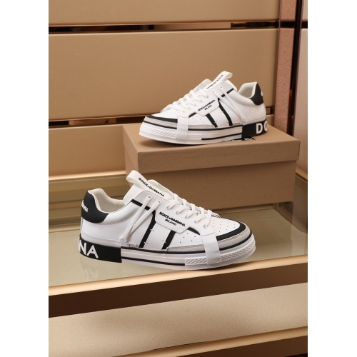 Dolce & Gabbana D&G Casual Shoes For Men #863609