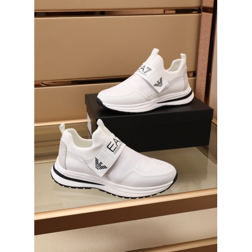 Armani Casual Shoes For Men #863611