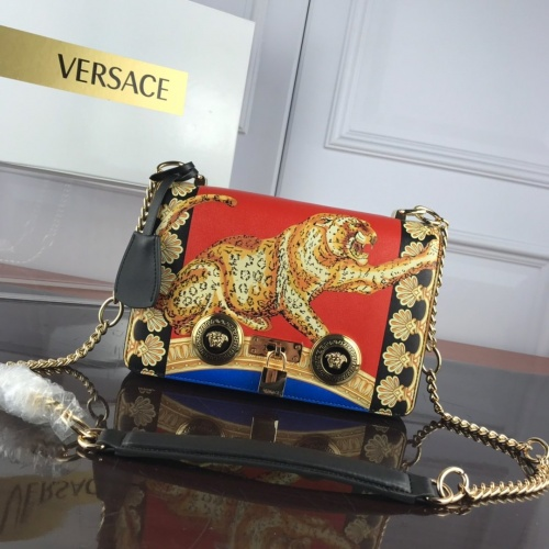 Versace AAA Quality Messenger Bags For Women #863620