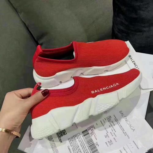 Balenciaga Boots For Women #863625