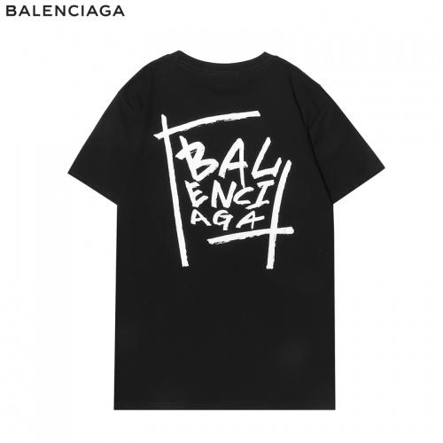 Balenciaga T-Shirts Short Sleeved For Men #863631