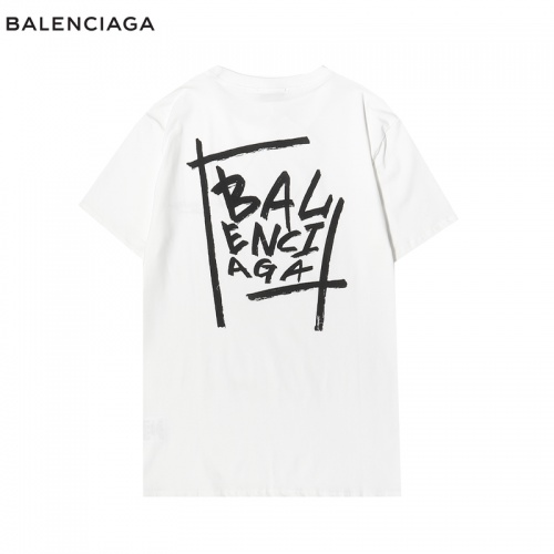Balenciaga T-Shirts Short Sleeved For Men #863632
