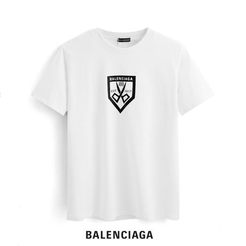 Balenciaga T-Shirts Short Sleeved For Men #863637