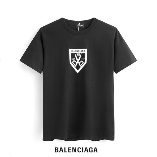 Balenciaga T-Shirts Short Sleeved For Men #863638