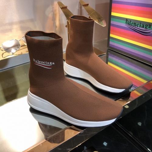 Balenciaga Boots For Women #863662