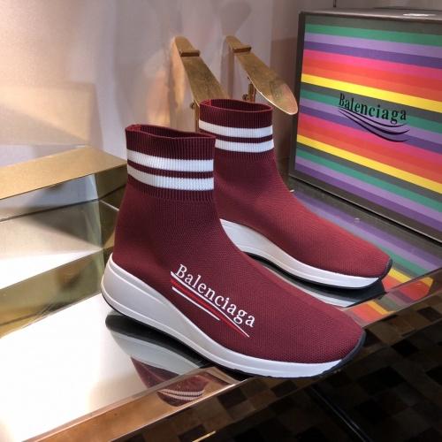 Balenciaga Boots For Women #863665