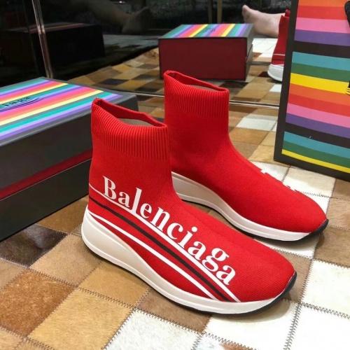 Balenciaga Boots For Women #863669