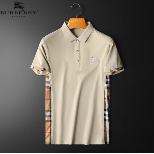 Burberry T-Shirts Short Sleeved For Men #863737