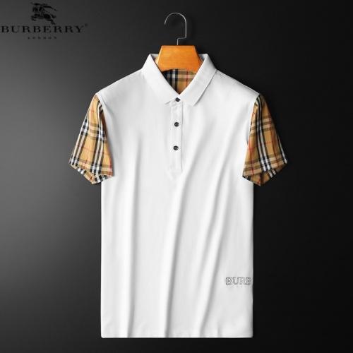 Burberry T-Shirts Short Sleeved For Men #863739