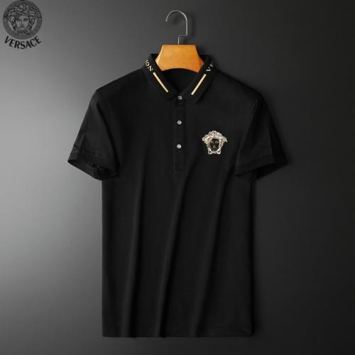 Versace T-Shirts Short Sleeved For Men #863750