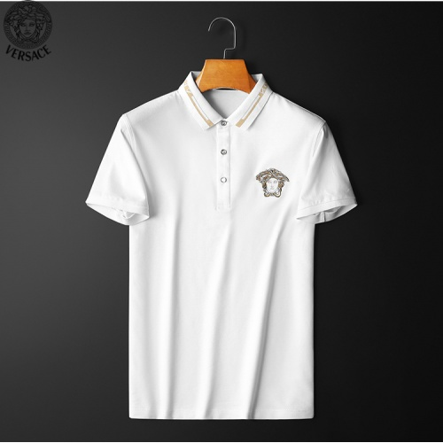 Versace T-Shirts Short Sleeved For Men #863751
