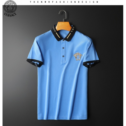 Versace T-Shirts Short Sleeved For Men #863752