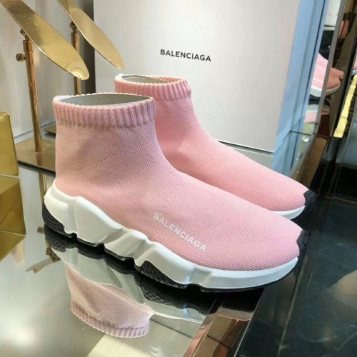 Balenciaga Boots For Women #863758