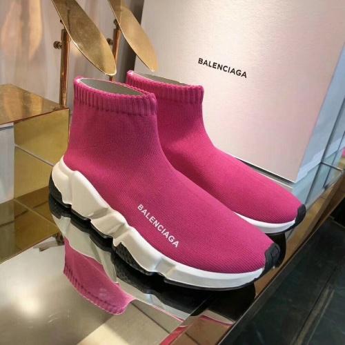Balenciaga Boots For Women #863760