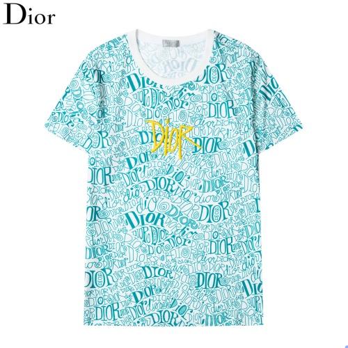 Christian Dior T-Shirts Short Sleeved For Men #863771