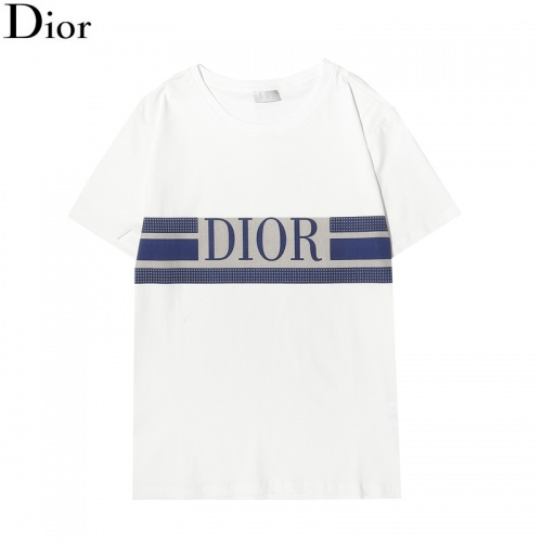 Christian Dior T-Shirts Short Sleeved For Men #863773