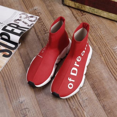 Balenciaga Boots For Women #863776