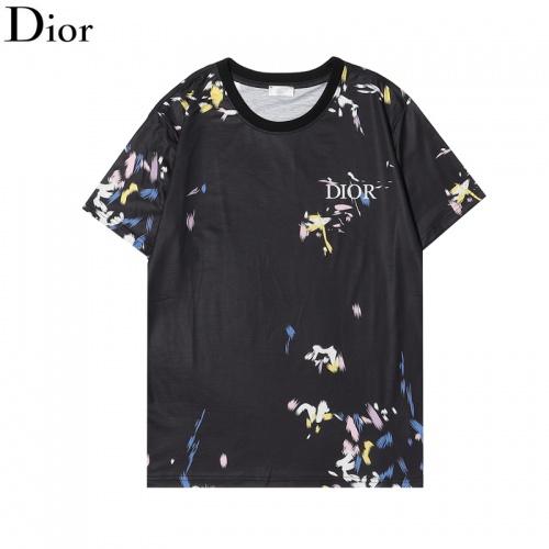 Christian Dior T-Shirts Short Sleeved For Men #863780