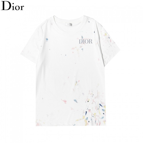 Christian Dior T-Shirts Short Sleeved For Men #863781