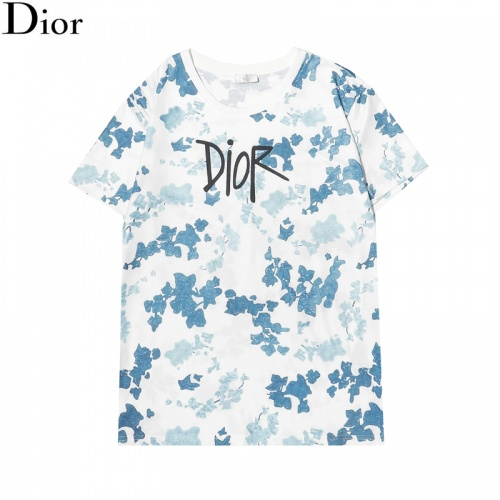 Christian Dior T-Shirts Short Sleeved For Men #863782