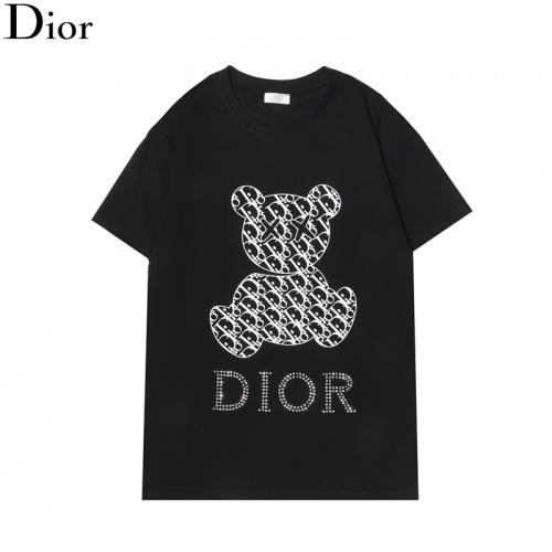 Christian Dior T-Shirts Short Sleeved For Men #863789