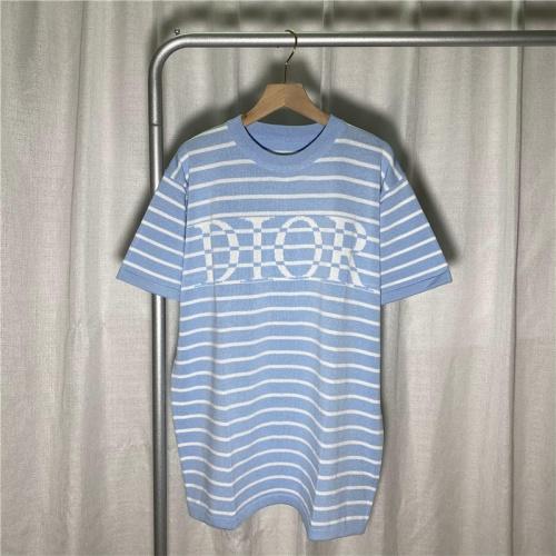 Christian Dior T-Shirts Short Sleeved For Men #863798