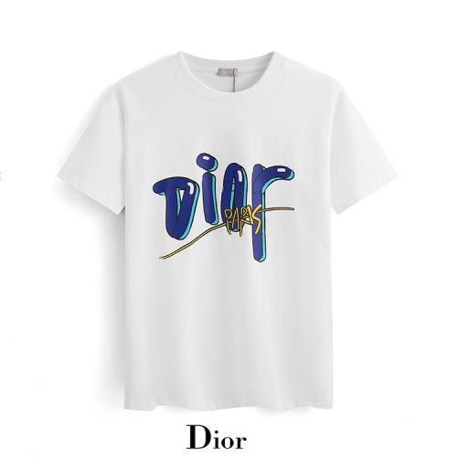 Christian Dior T-Shirts Short Sleeved For Men #863803