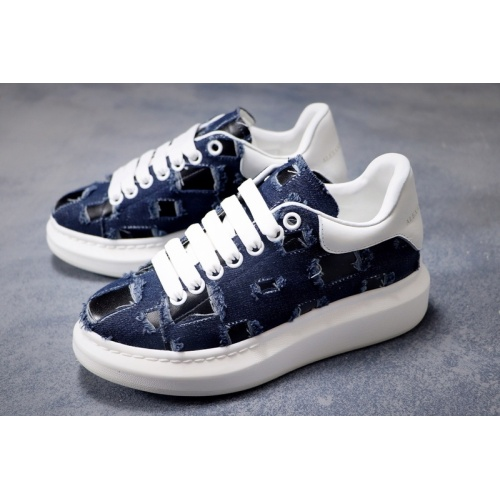 Alexander McQueen Casual Shoes For Women #863807
