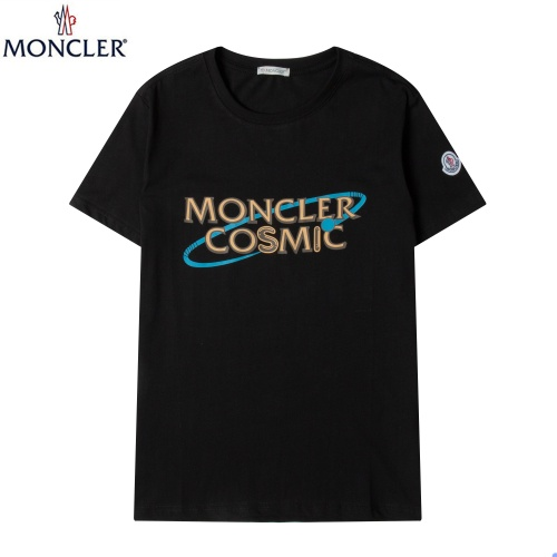 Moncler T-Shirts Short Sleeved For Men #863876
