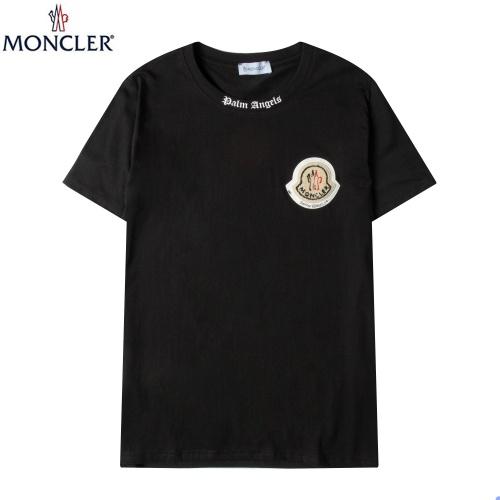 Moncler T-Shirts Short Sleeved For Men #863878