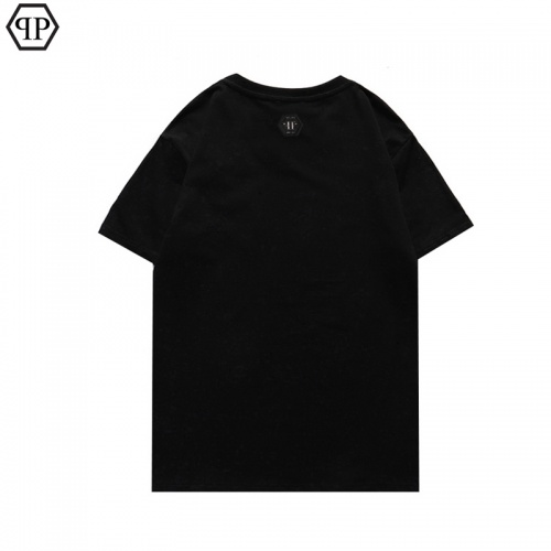 Replica Philipp Plein PP T-Shirts Short Sleeved For Men #863910 $27.00 USD for Wholesale