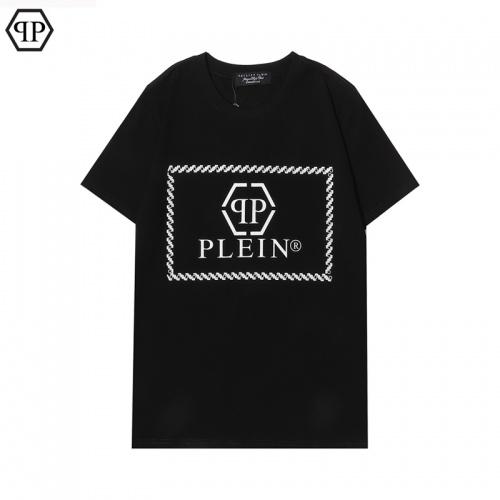 Philipp Plein PP T-Shirts Short Sleeved For Men #863911 $27.00 USD, Wholesale Replica Philipp Plein PP T-Shirts
