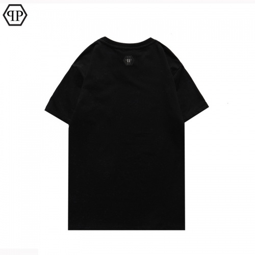 Replica Philipp Plein PP T-Shirts Short Sleeved For Men #863911 $27.00 USD for Wholesale