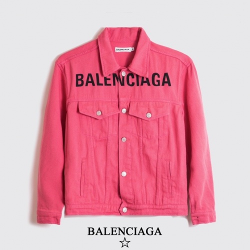 Balenciaga Jackets Long Sleeved For Men #863966