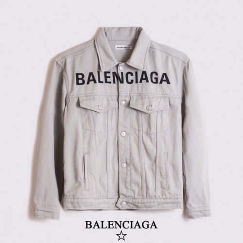 Balenciaga Jackets Long Sleeved For Men #863967