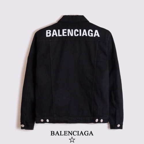 Balenciaga Jackets Long Sleeved For Men #863968