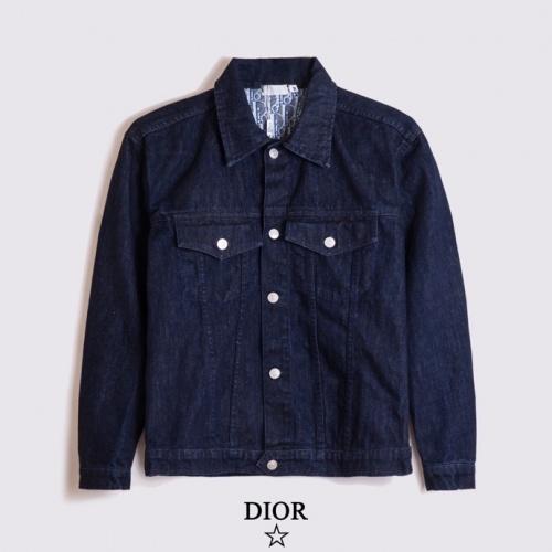 Christian Dior Jackets Long Sleeved For Men #863970