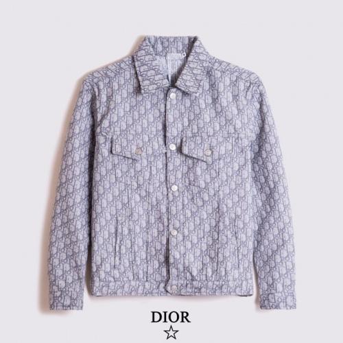 Christian Dior Jackets Long Sleeved For Men #863971